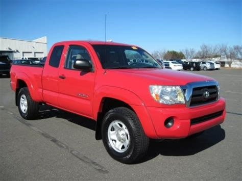 2005 Toyota Tacoma Price 2005 Toyota Tacoma Access Cab 4x4 Data Info And Specs