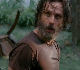 rick grimes haircut how to do rick grimes hairstyle the walking dead mid season 5 premiere focuses on tyreese