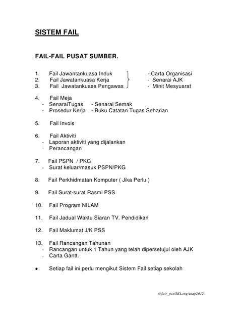 fail kuasa pss sk anap 2012