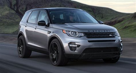 new land rover discovery sport carscoops land rover discovery sport posts