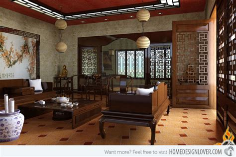 home design lover com 15 living room interiors for chinese new year home design lover