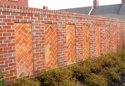 types of bricks for garden walls masonry wall types failure mechanisms advantages