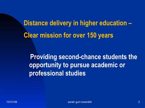 distance challenges challenges facing distance education in the 21st century