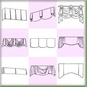 valance styles valance styles details and finishes pinterest