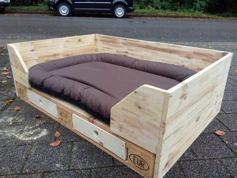ellen boat dog bed ᐅᐅ palettenm 246 bel selber bauen anleitungen ᐅ diy