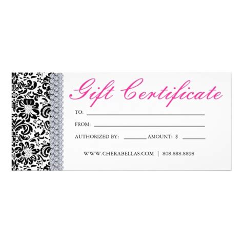 fillable gift certificate template 10 best images of spa gift certificate template fillable