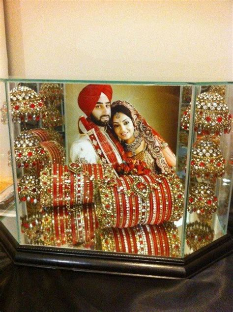 Wedding Gift Options India by Chura Keepsake Box Omy Gaaaaaaah Punjabi Wedding