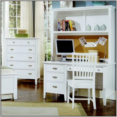 white computer desk with hutch sale desk inspiring white desk with hutch and drawers 2017