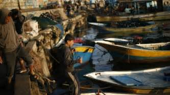 expansion of gaza fishing zone pointless pr stunt