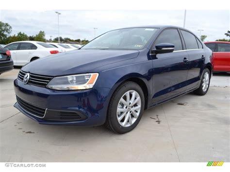 Volkswagen Jetta Se by Tempest Blue Metallic 2014 Volkswagen Jetta Se Sedan