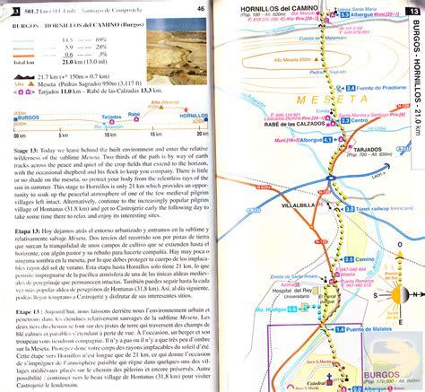 brierley camino brierley maps camino de santiago forum