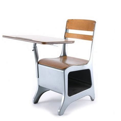School Desks On Pinterest Old School Desks Old Desks School Desks For