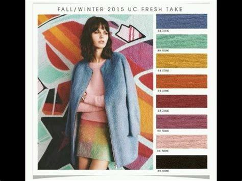 colores de ropa para invierno 2016 moda y colores oto 209 o invierno 2016 youtube