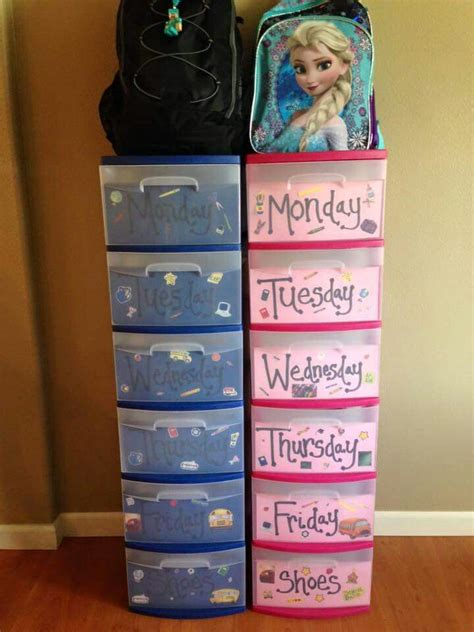 kids clothing storage 10 best ideas about organize kids closets on pinterest
