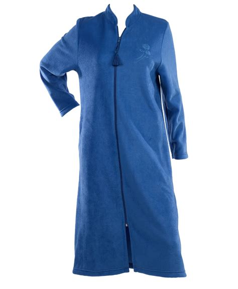 house coats house coats 28 images soft fleece light blue zip front house coat soft fleece