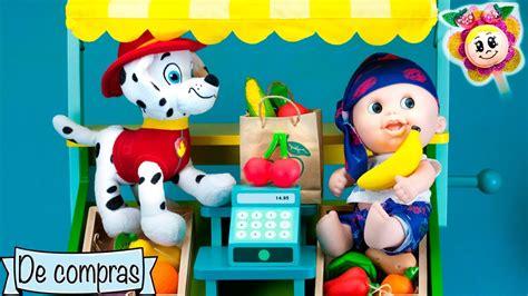 juegos de bebes traviesos patrulla canina bebes traviesos montan 1 mercado de