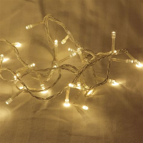 20m warm white led fairy lights festive lights lights