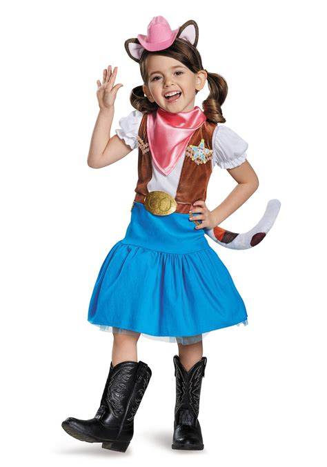 in costume sheriff callie classic costume