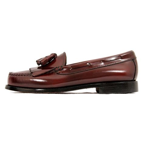 bass loafers uk bass weejun loafer layton burgundy loafer shoe