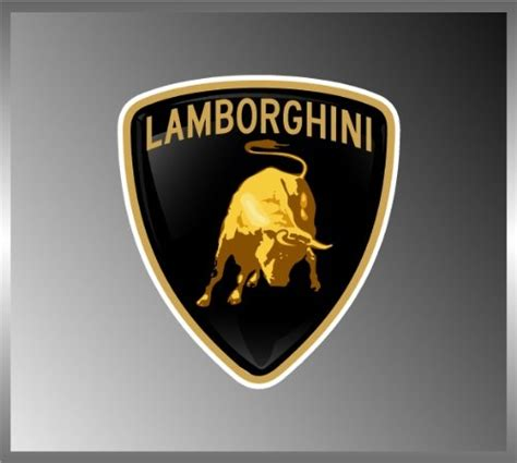 Lamborghini Stickers Best Ideas About Lambo Emblem Lamborghini Emblem And