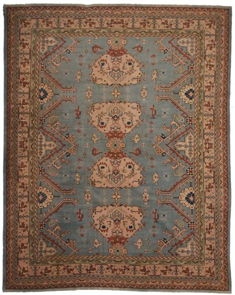 10 by 13 rugs antique turkish oushak 10x13 rug 9412