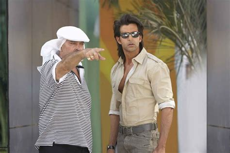 hrithik roshan jadu picture in pictures on set of krrish 3 bollyspice the