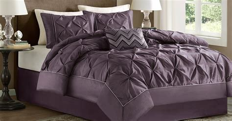 colored comforters total fab purple plum colored bedding warm opulent