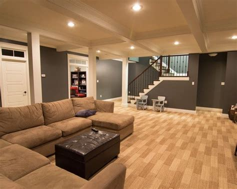 basement wall color and carpet things i want to do home