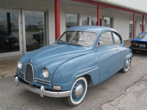 how swede it is 1960 saab 93f is our ebay find of the week iowa teardrop 1960 saab 93f bring a trailer