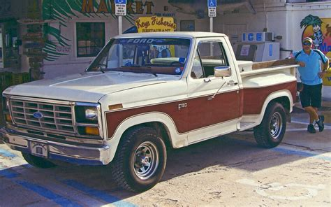 1985 ford f150 information and photos momentcar