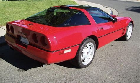 bright 1989 corvette paint cross reference