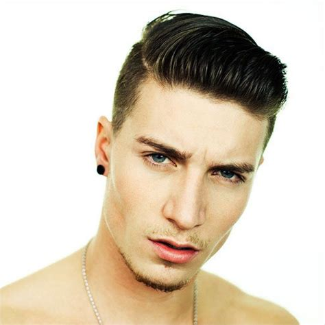 sle hairstyles for men short hair sle cool hairstyle for man best hair style 2017