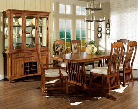craftsman dining room set  somerton dwelling