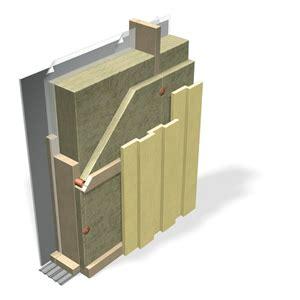 Paroi De Separation De ventilerade fasader tr 228 regelv 228 ggar paroc se