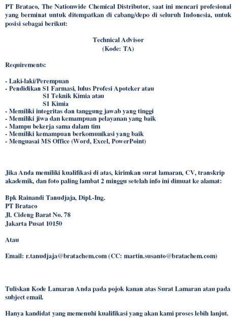 contoh surat lamaran kerja perawat di klinik contoh daftar riwayat