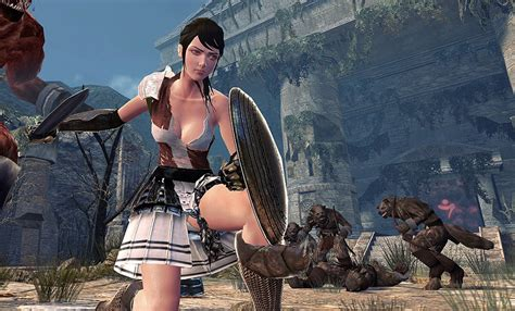 archeage review and mmobomb vindictus review and mmobomb