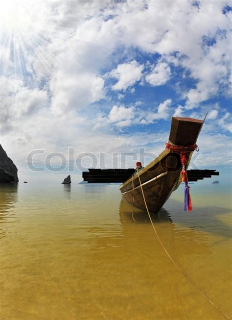 best boat anchor in sand the famous thai longtail boat mooring anchor in the sand