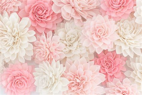 Not Just Flowers But Wooden Flowers by 10 Blush Wooden Flowers Wedding Decorations Wedding