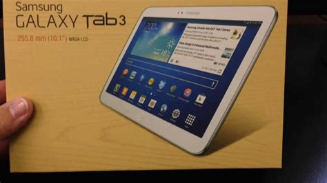 Samsung Tab 4 Dan 3 samsung p5200 galaxy tab 3 10 1 3g unboxing tablet in stock at www welectronics