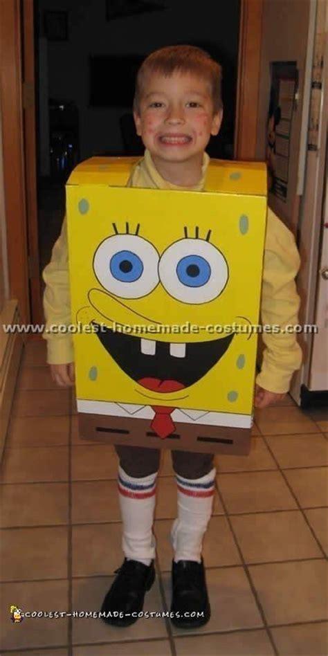 Spongebob Wardrobe by Coolest Spongebob Costume Ideas For