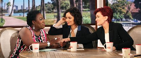 Last On The Talk Show Gets New Hair Cut | an apologetic sheryl underwood reveals her natural hair on