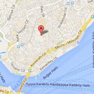 consolato italiano istanbul come raggiungere il consolato italiano di istanbul in