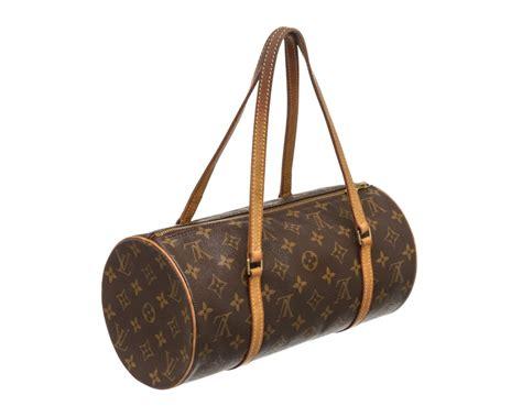 Brandys Louis Vuitton Bag by Louis Vuitton Monogram Canvas Leather Papillon 30 Cm