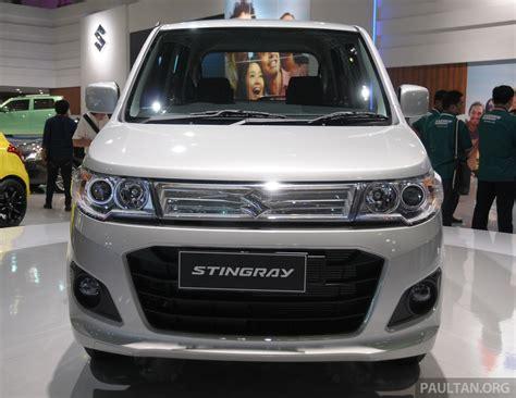 Suzuki New Karimun New Suzuki Karimun Wagon R And Stingray At Iims Image 199947