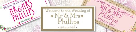 wedding accessories banner wedding banners paper themes wedding invites