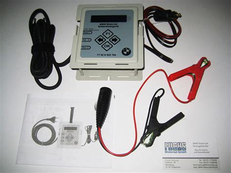 Bmw Motorrad Battery Charger by R1200gs Lc Bmw Battery Charger Bavarian Motorcycles