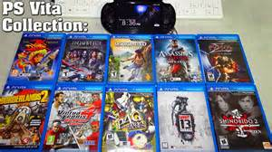 best ps vita top 10 ps vita i own ps vita collection 2016