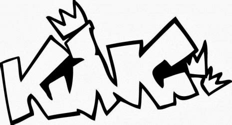 graffiti creator styles graffiti characters coloring pages