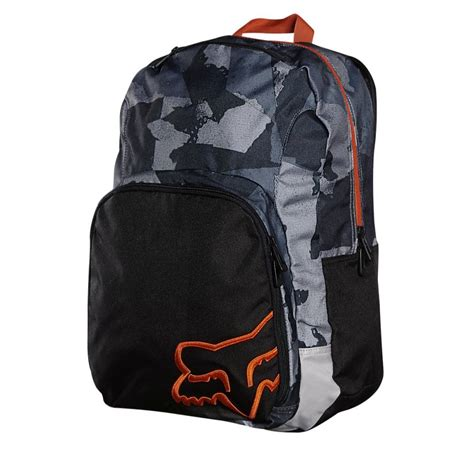 Kickers Fox Fox Racing Kicker Carnage Backpack In Grey At
