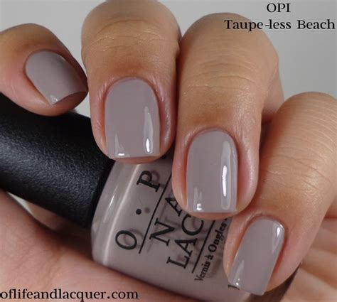 good nail color for the beach the 25 best opi taupe less beach ideas on pinterest